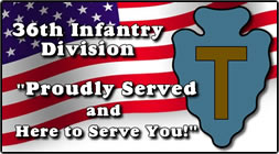 The 36th Infantry Patch